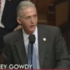 EPIC - Trey Gowdy gets a standing ovation on House Floor - 'We Make Law!'
