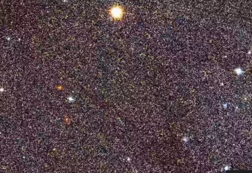 Fly through 100 million stars with 4K video of NASA Andromeda image
